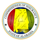 DOI Commissioner seal